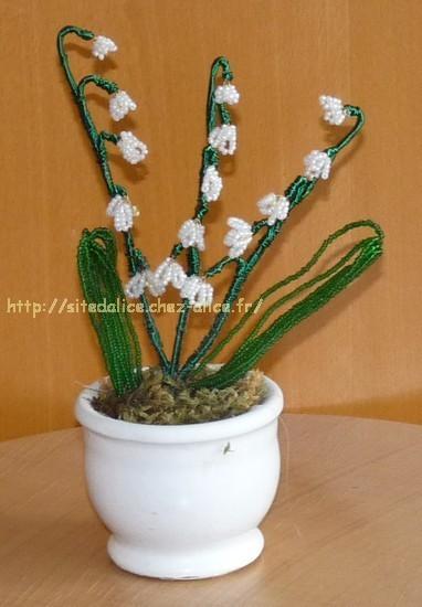 Fleur En Perle De Rocaille Facile